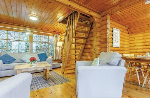 Big Cottages - Stunning Webbery Lodge S108069