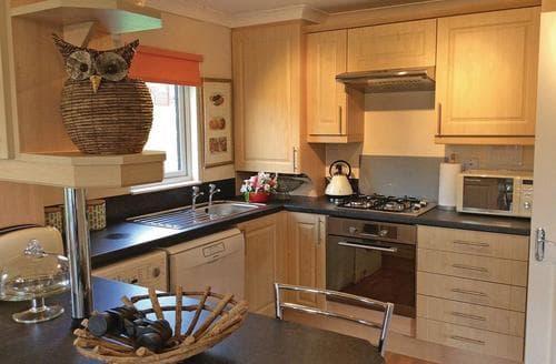Last Minute Cottages - Charming Kielder Lodge S108097