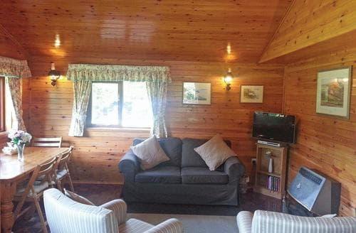Last Minute Cottages - Cosy Pontyberem Lodge S108128