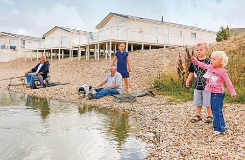 Big Cottages - Exquisite New Romney Lodge S108163