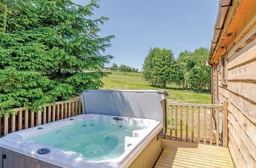 Last Minute Cottages - Superb Ashover Lodge S108264