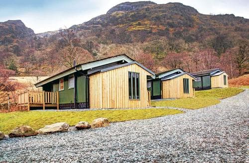 Last Minute Cottages - Beautiful Patterdale Lodge S108269