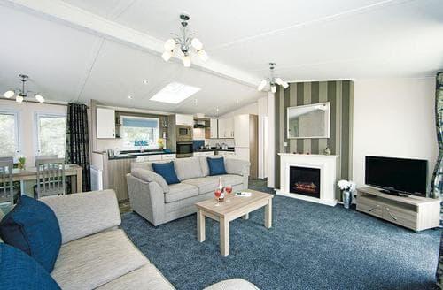 Last Minute Cottages - Tasteful Fort Augustus Lodge S108319