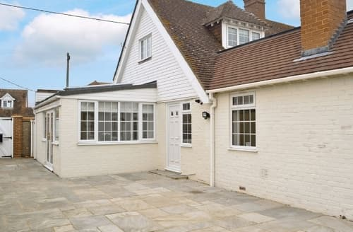 Big Cottages - Excellent Folkestone Cottage S25738