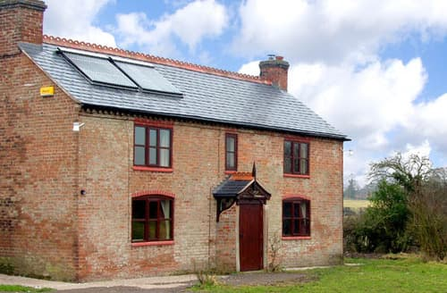 Last Minute Cottages - Beautiful Whitchurch Cottage S2139