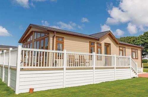 Big Cottages - Wonderful Mundesley Lodge S108683