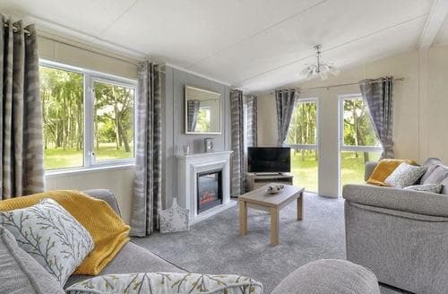 Last Minute Cottages - Superb Brean Sands  Lodge S108685