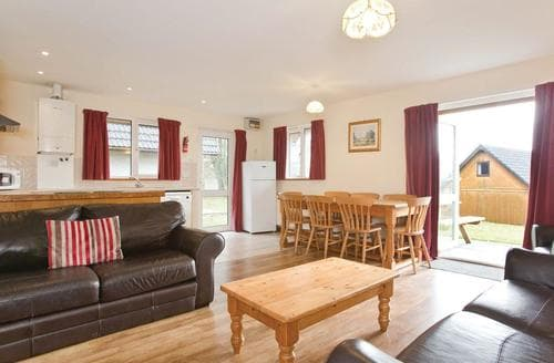 Last Minute Cottages - Lovely St Tudy Lodge S108761