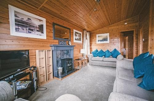 Last Minute Cottages - Splendid Camelford Lodge S108869