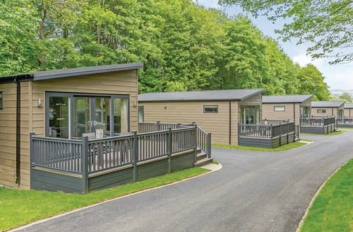 Big Cottages - Luxury Aysgarth Lodge S108976