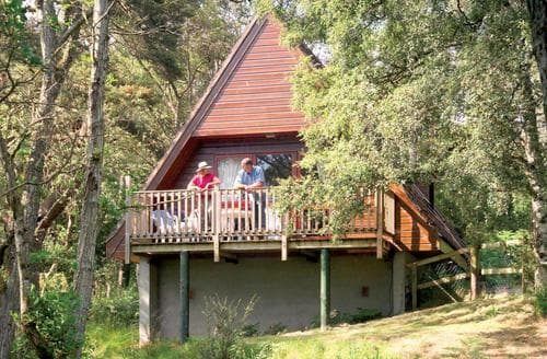 Last Minute Cottages - Adorable Delny Lodge S109093