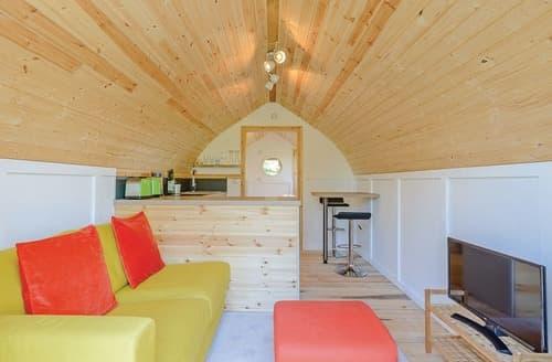 Last Minute Cottages - Wonderful Chathill Lodge S109109