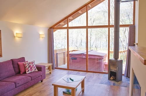 Big Cottages - Excellent Beddgelert Lodge S109116