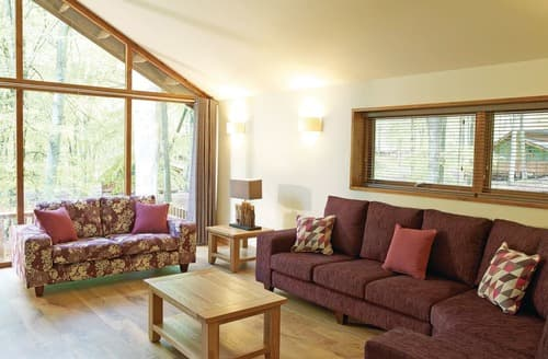Big Cottages - Lovely Sherwood Forest Lodge S109152