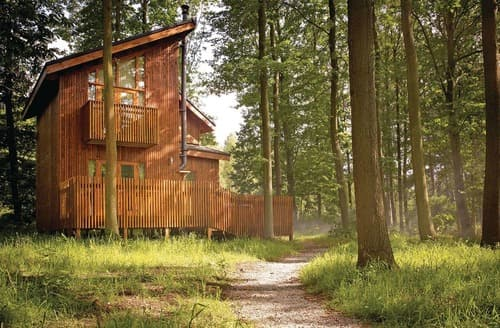 Last Minute Cottages - Attractive Sherwood Forest Lodge S109156