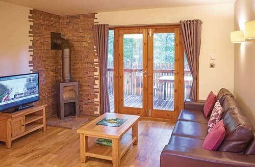 Last Minute Cottages - Excellent Sherwood Forest Lodge S109159