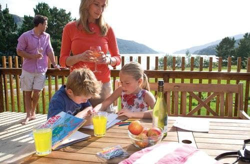 Big Cottages - Wonderful Arrochar Lodge S109228