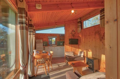 Last Minute Cottages - Kestrel Lodge