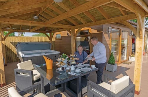 Last Minute Cottages - Adorable Caistor Lodge S109279