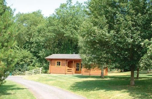 Last Minute Cottages - Tasteful Ledbury Lodge S109368