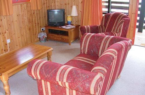 Big Cottages - Gorgeous Lochearnhead Lodge S109378