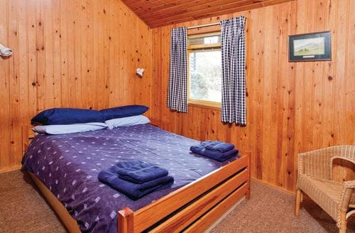 Last Minute Cottages - Beautiful Lochearnhead Lodge S109385