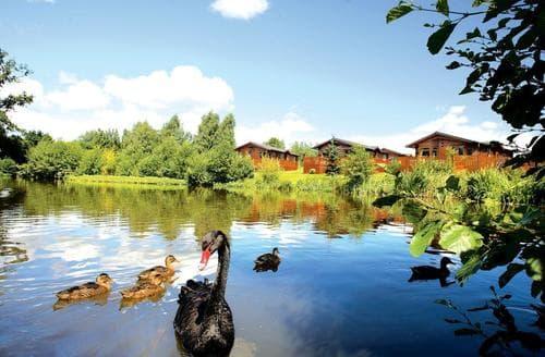 Last Minute Cottages - Charming Hopton Heath Lodge S109411