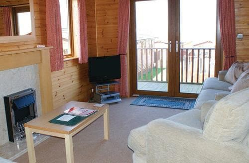 Big Cottages - Adorable Woolacombe Lodge S109456