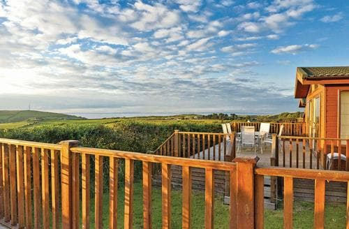 Big Cottages - Excellent Woolacombe Lodge S109470
