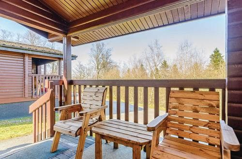 Last Minute Cottages - Superb Kielder Water And Forest Park Lodge S109502