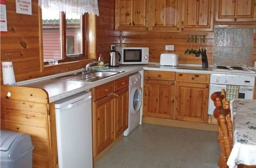 Last Minute Cottages - Stunning Birkhill Lodge S109524