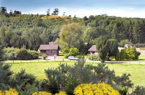 Last Minute Cottages - Charming Castle Douglas Lodge S109545
