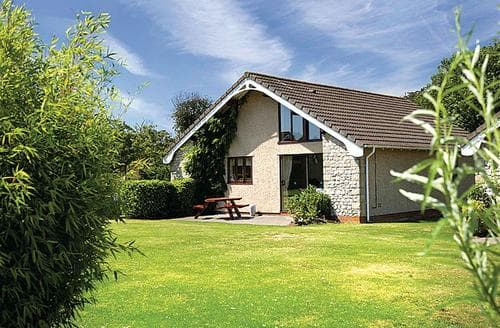 Big Cottages - Stunning Wrea Green Lodge S109570