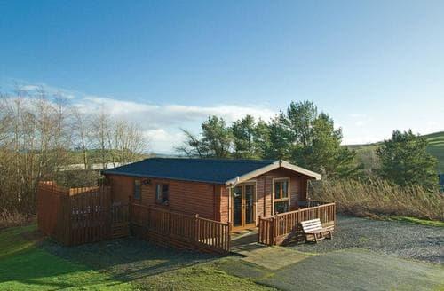 Last Minute Cottages - Cosy Dumfries Lodge S109624