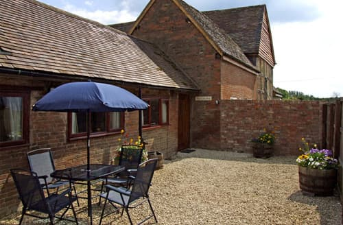 Last Minute Cottages - Wonderful Stratford Upon Avon Pen S2164