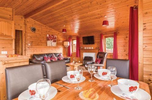 Last Minute Cottages - Excellent Blairgowrie Lodge S109662