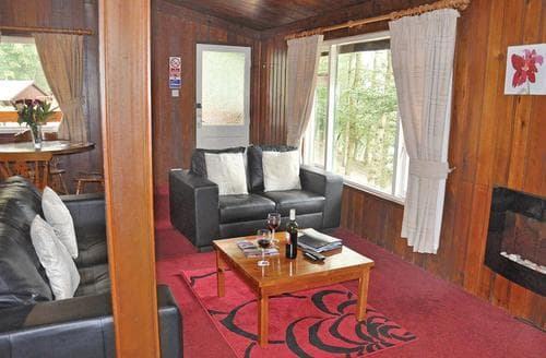Last Minute Cottages - Cosy Garthmyl Lodge S109684