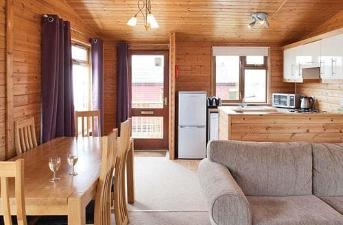 Big Cottages - Captivating Newquay Lodge S109789