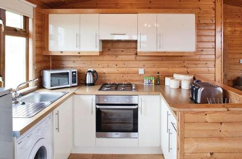 Big Cottages - Cosy Newquay Lodge S109791