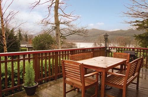 Big Cottages - Attractive Bassenthwaite Lodge S109822