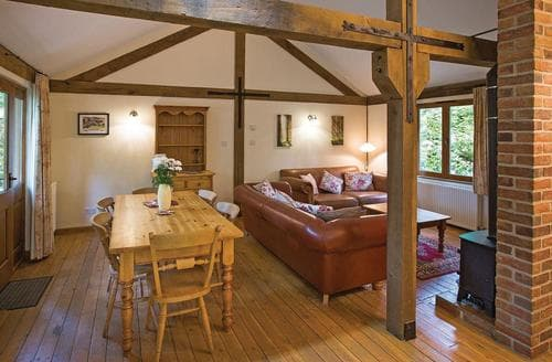 Big Cottages - Splendid Flaxton Lodge S109824