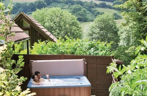 Last Minute Cottages - Wonderful Waterrow Lodge S110013