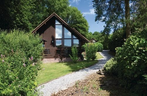 Last Minute Cottages - Superb Waterrow Lodge S110012