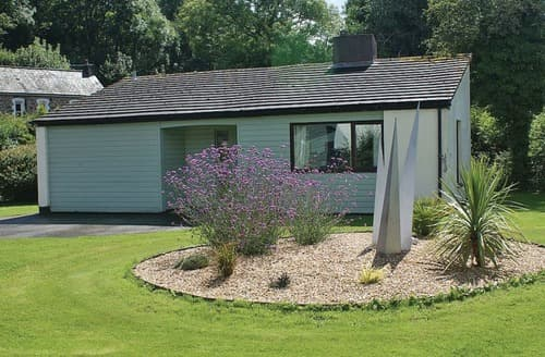 Last Minute Cottages - Captivating Notter Bridge Lodge S110151