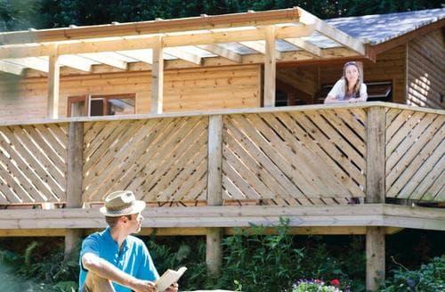 Last Minute Cottages - Luxury Perranporth Lodge S110294