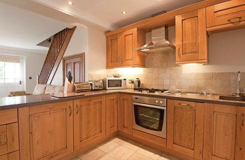Last Minute Cottages - Wonderful Penpillick Lodge S110556