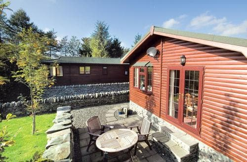 Last Minute Cottages - Exquisite Crook Lodge S110655