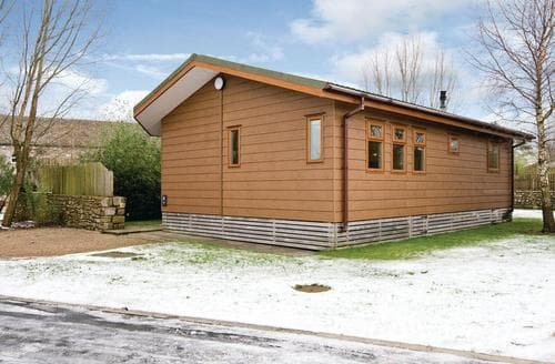 Last Minute Cottages - Charming Gisburn Lodge S110706