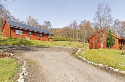 Last Minute Cottages - Exquisite Nr Kirriemuir Lodge S110860