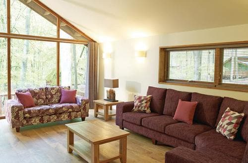 Last Minute Cottages - Attractive Coleford Lodge S110898